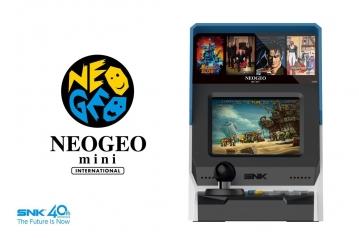 Neo Geo Mini International Edition 2