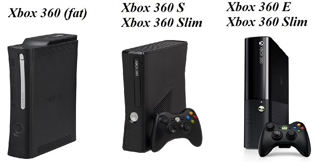 xbox revisions