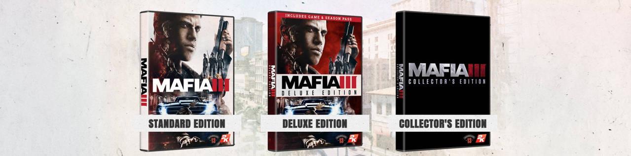 mafia 3 versions