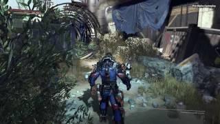 The Surge Gamescom 2016 trailer PS4