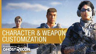 Tom Clancy Ghost Recon Wildlands Trailer Character Weapon Customization - Gamescom 2016