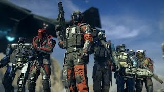 Call of Duty Infinite Warfare  Reveal Multiplayer Trailer