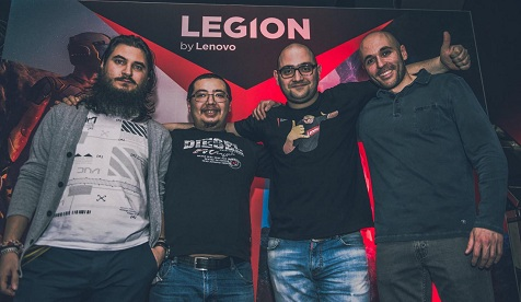 Lenovo Legion Event