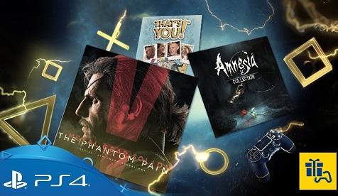 Безплатните PS Plus игри