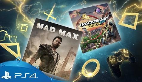 PS Plus игрите за месец Април