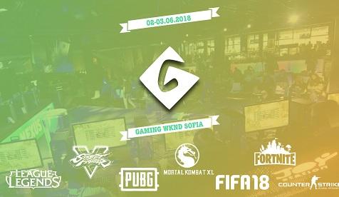GplayTV Gaming WKND Sofia
