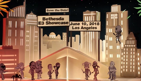 E3 2018 : Bethesda