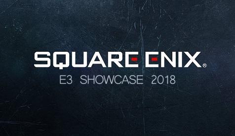 E3 2018 : Square Enix
