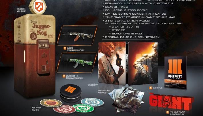 """Black Ops 3 """"Juggernog Edition"""""""