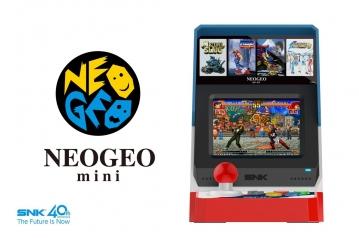 Neo Geo Mini Japan Edition 2