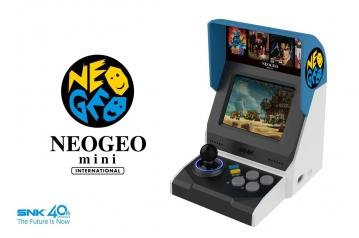 Neo Geo Mini International Edition 1
