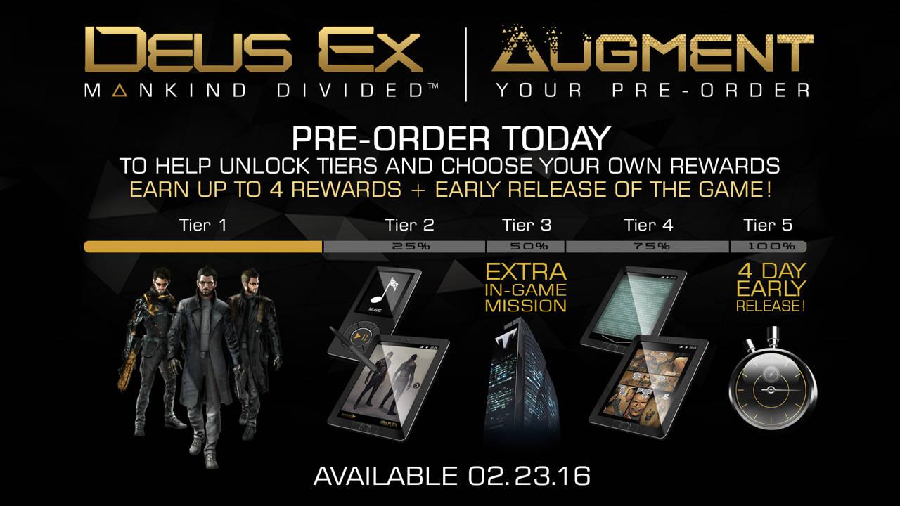 Deus Ex Mankind Divided  tires