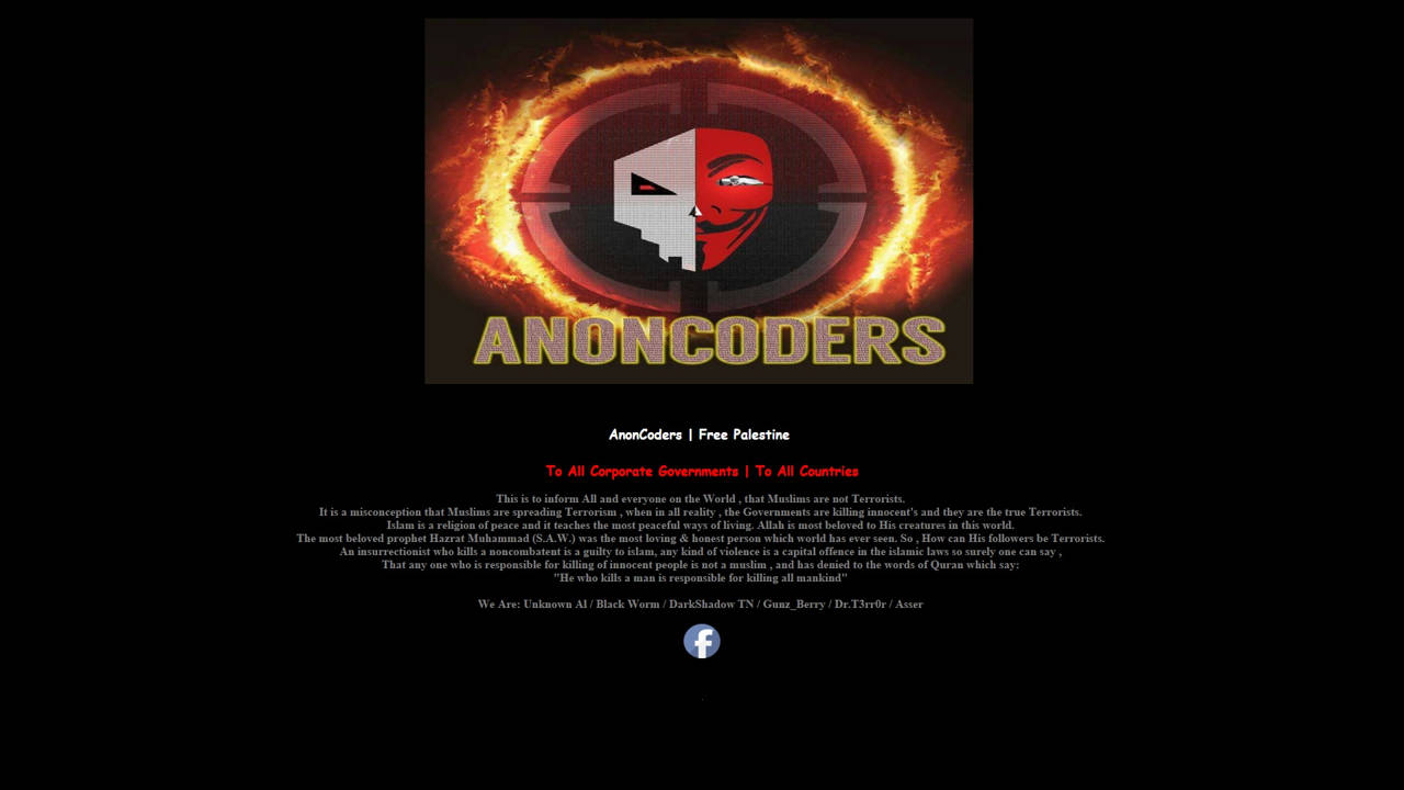 Anoncoders