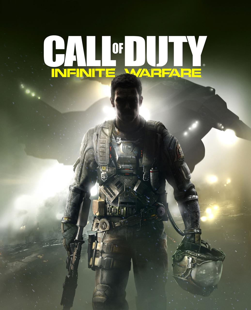 infinity warfare cover