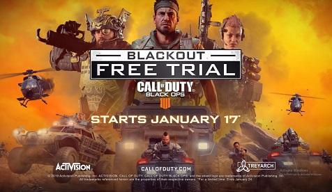 Black Ops IIII : Blackout